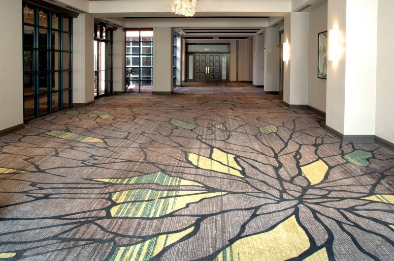 East Coast Flooring And Interiors Installed Carpet At The Boca Raton Marriott Hotel