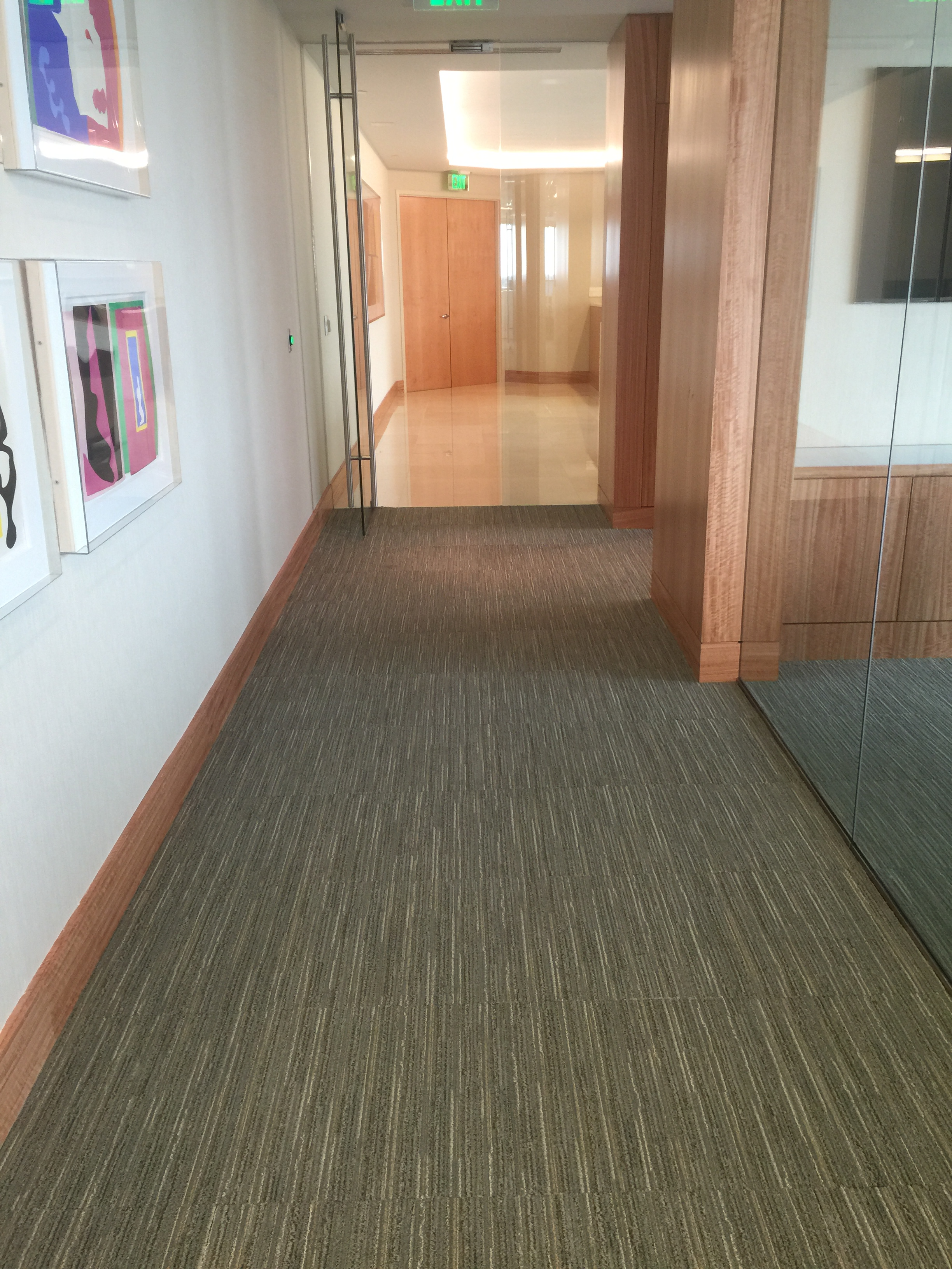 office tile flooring. Carpet Installed At South Florida Corporate Office | East Coast Flooring Tile