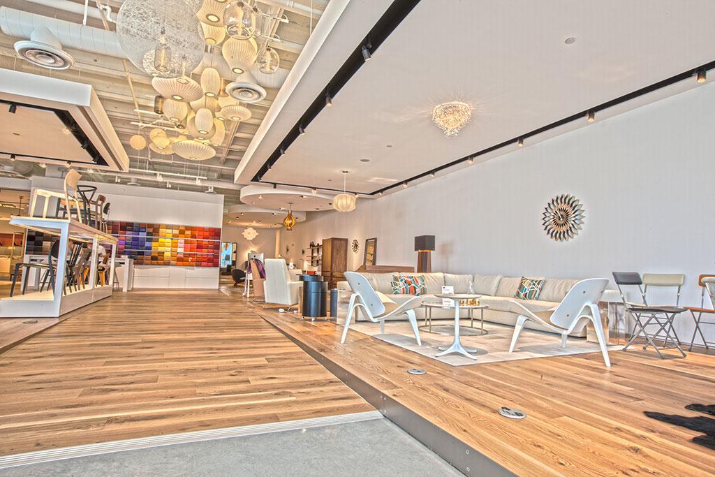 Design Within Reach Miami Fl Retail Flooring Installation