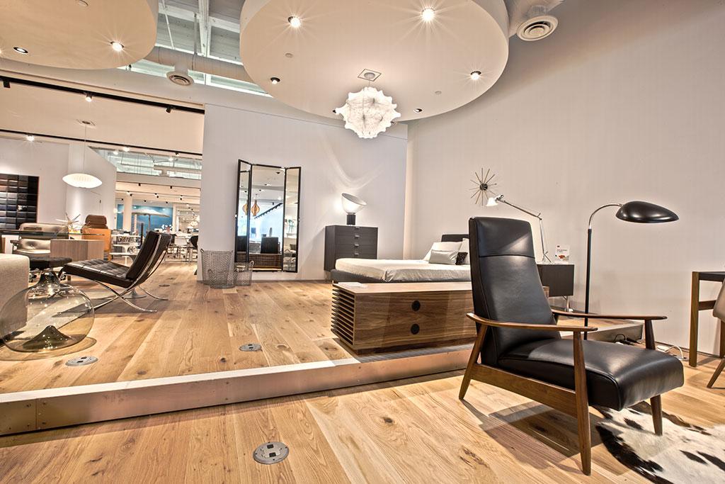 ... Design Within Reach | Miami FL. Retail Flooring Installed In Miami, FL  | East Coast