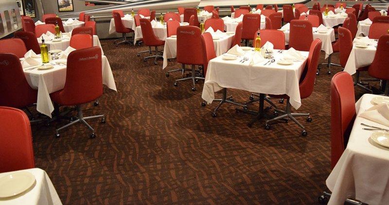 Restaurant Floor Installation Install Carpet East Coast Fl