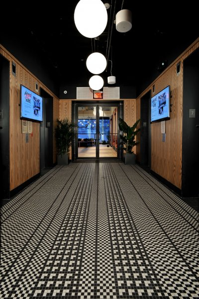 Wework Shared Office Commercial Flooring Project East
