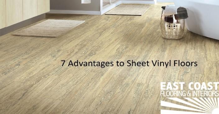 7 Advantages To Choosing Sheet Vinyl Floors