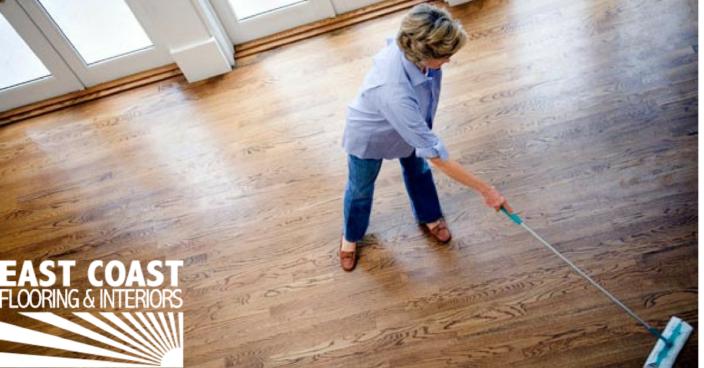 Best Ways To Clean Hardwood Floors East Coast Flooring Interiors