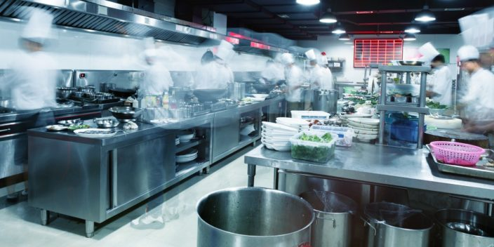 What Is The Best Flooring For A Commercial Kitchen East